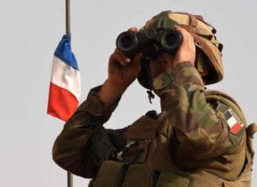 Militaire français